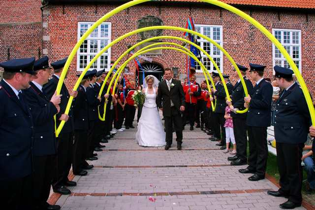 Hochzeiten Spezial Freiwillige Feuerwehr Reitland